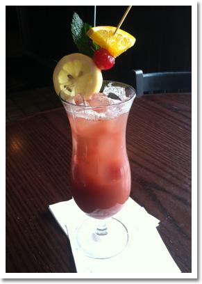 Vacation Hurrican drink recipe